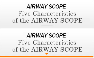 Five Characteristics of the Airway Scope